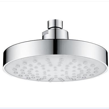 ร่วมสมัย ฝักบัวแบบน้ำตก ชุบโลหะด้วยไฟฟ้า ลักษณะ - LED / ดีไซน์มาใหม่ / Shower, ฝักบัวอาบน้ำ