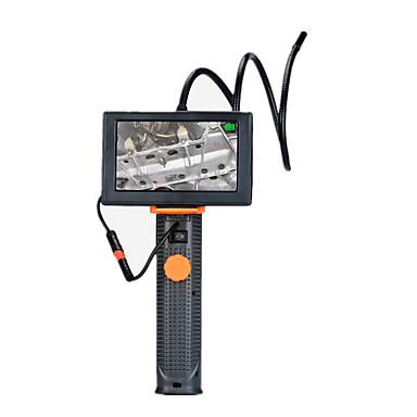 8.5 มิลลิเมตรเลนส์ endoscope อุตสาหกรรม 10 เซนติเมตรความยาวการทำงาน 4.3 นิ้วหน้าจอขนาดใหญ่ hd endoscope เครื่องมือซ่อมรถ