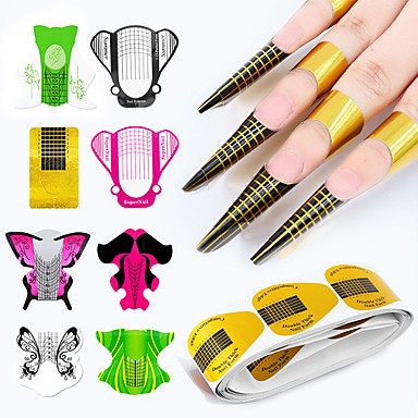 levne Náčiní a vybavení-100ks Pro Nehet na ruce Nejlepší kvalita nail art manikúra pedikúra Jedinečný design Denní
