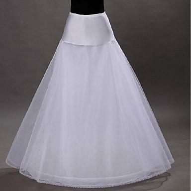 เจ้าสาว โลลิต้าแบบคลาสสิก 1950s หนึ่งชิ้น ชุดเดรส Petticoat กระโปรงผายก้น สำหรับผู้หญิง เด็กผู้หญิง ตูเล่ เครื่องแต่งกาย สีดำ / ขาว Vintage คอสเพลย์ งานแต่งงาน ปาร์ตี้ เจ้าหญิง