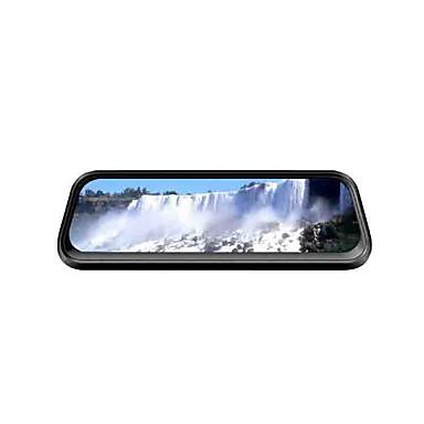 billige Bil Elektronikk-ou shilan v1 1080p streaming media bakspeil bil dvr 170 graders vidvinkel 10 tommers ips dash kamera med nattesyn bilopptaker