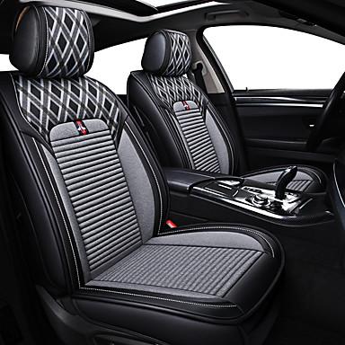 levne Doplňky do interiéru-obchodní přední zadní univerzální autopotahy polštáře sady luxusní vozidla příslušenství pro univerzální