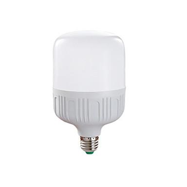 1pc 5 W หลอด LED กลม 350-450 lm E26 / E27 7 ลูกปัด LED SMD 5730 ขาวเย็น 220-240 V