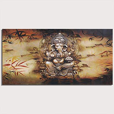 Print ลายผ้าแคนวาสยืด - มีชื่อเสียง ศาสนา & จิตวิญญาณ ร่วมสมัย ที่ทันสมัย ศิลปะภาพพิมพ์