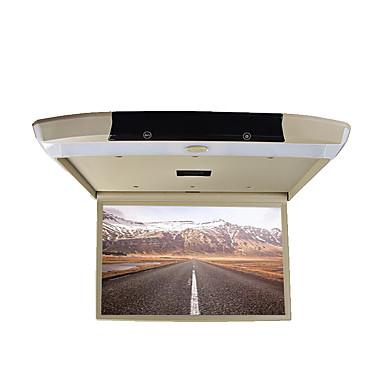 levne Auto Elektronika-btutz LCD 17.3 inch 2 Din Android6.0 Multimediální přehrávač automobilů SD / USB podpora / Dálkový ovladač / FM vysílač pro Evrensel Audio / Mini USB / HDMI Podpěra, podpora Mpeg / AVI / MPG mp3