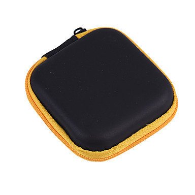 preiswerte Kopfhörer Zubehör-Kopfhörerorganizer eva resin lila / orange / gelb 1 Stck