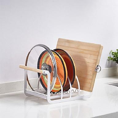 คุณภาพสูง กับ เหล็ก ราว & ที่จับ / ถาดใส่กระดาษทิชชู ใช้เป็นประจำ / สำหรับเครื่องทำอาหาร / Kitchen ครัว การเก็บรักษา 1 pcs