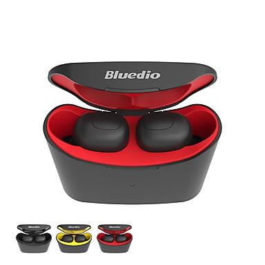 Bluedio T-elf หูฟังไร้สาย TWS True ไร้สาย EARBUD บลูทู ธ 5.0 พร้อมไมโครโฟน พร้อมกล่องชาร์จไฟ