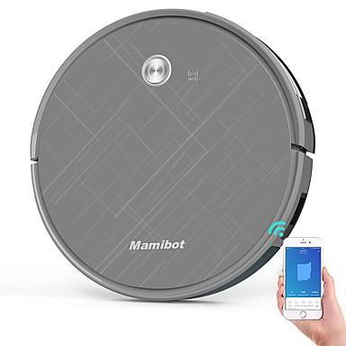 preiswerte Vakuum-Mamibot Roboter-Staubsauger Reiniger Exvac660 Selbstaufladung Vermeidet ein Runterfallen APP-Steuerung Wifi Fernsteuerung Automatische Reinigung Spot Reinigung Kantenreinigung