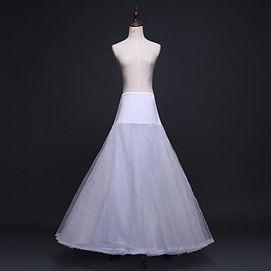 เจ้าสาว โลลิต้าแบบคลาสสิก 1950s หนึ่งชิ้น ชุดเดรส Petticoat กระโปรงผายก้น สำหรับผู้หญิง เด็กผู้หญิง ตูเล่ เครื่องแต่งกาย ขาว Vintage คอสเพลย์ งานแต่งงาน ปาร์ตี้ เจ้าหญิง