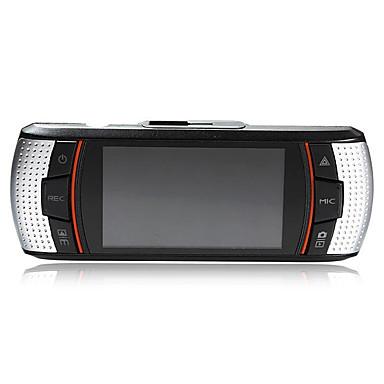 levne Auto Elektronika-1080p HD / Spuštění automatického nahrávání Auto DVR 120 stupňů Široký úhel 2.7 inch TFT Dash Cam s GPS / Detekce pohybu / Smyčkové nahrávání Záznamník vozu