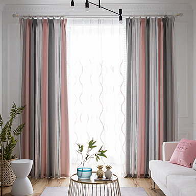 59 39 Neoclical Privacy One Panel Curtain Bedroom Curtains Jacquard