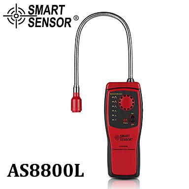 levne Testovací, měřící a kontrolní vybavení-inteligentní senzor as8800l hořlavý plyn detektor hořlavý zemní plyn úniku tester nástroje metanu plynu úniku detektor analyzátor