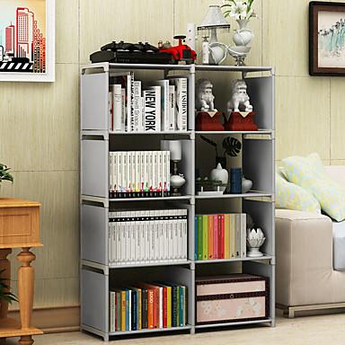 Plastics ที่ทันสมัย ออแกไนเซอร์จัดเก็บ Living Room Storage