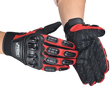 povoljno Motori i quadovi-Madbike Cijeli prst Uniseks Moto rukavice najlon PVA Trenažer / Otporno na nošenje / Otpornost na udarce