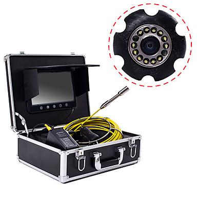levne Mikroskopy a endoskopy-23 mm objektiv průmyslový endoskop 30m pracovní délka 9 cm zobrazení opravy auto opravy potrubí