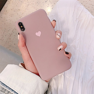 povoljno iPhone maske-kutija za Apple iPhone xr / iphone xs max uzorak natrag poklopac srce meko tpu za iphone x xs 8 8plus 7 7plus 6 6s 6plus 6s plus