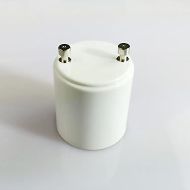 1pc GU 24 ถึง E27 / E26 E14 100-240 V แปลง พลาสติก ซ็อกเก็ตหลอดไฟ