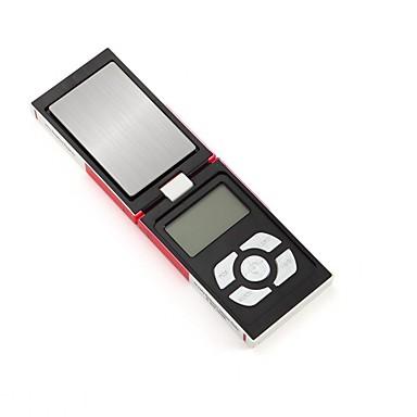 voordelige Test-, meet- & inspectieapparatuur-300g/0.01g High-definition Draagbaar Automatisch uit Digitale sieradenschaal Voor kantoor en onderwijs Thuis leven Keuken dagelijks
