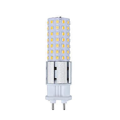 1pc 15 W หลอด LED รูปข้าวโพด 860-950 lm G12 96 ลูกปัด LED SMD 2835 ขาวนวล ขาวเย็น 85-265 V