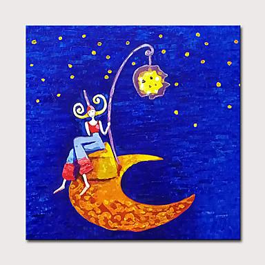 4895 Mintura Velika Veličina Ručno Oslikana Apstraktna Slika Cynthia Ulje Na Platnu Moderna Umjetnost Zid Slika Za Uređenje Doma Ne Uramljena