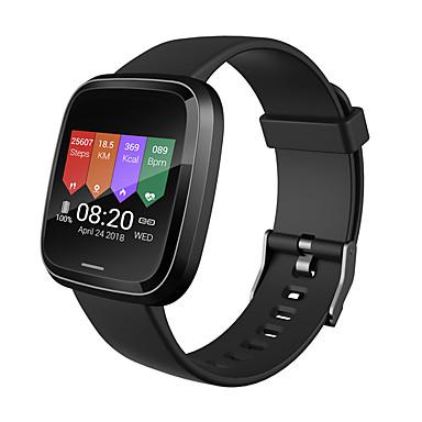 it116 ทุกเพศ ดูสมาร์ท Android iOS บลูทูธ Smart กีฬา Waterproof ตรวจสอบอัตรการเต้นของหัวใจ การวัดความดันโลหิต คลื่นไฟฟ้าหัวใจ + PPG