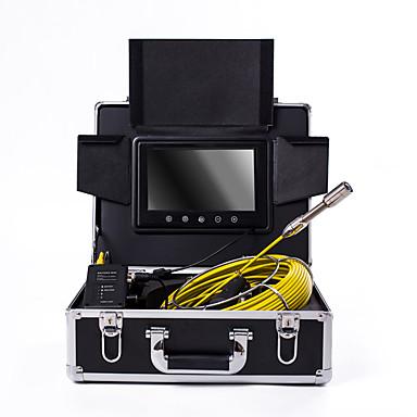 levne Mikroskopy a endoskopy-23 mm objektiv průmyslový endoskop 20m pracovní délka 9 palců car display opravit opravy potrubí opravy