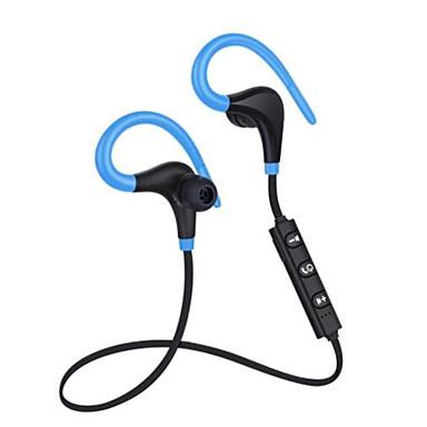 LITBest หูฟังแบบคล้องคอ ไร้สาย กีฬาและการออกกำลังกาย บลูทู ธ 4.1 Stereo