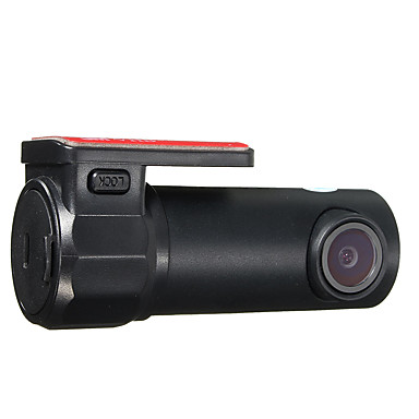 billige Bil-DVR-N63 Nattsyn / 360 ° overvåking / Trådløs Bil DVR 170 grader Bred vinkel Dash Cam med WIFI / Night Vision / G-Sensor Bilopptaker