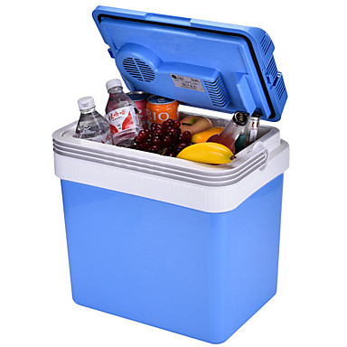 levne Auto Elektronika-24l chladničky s nízkou hlučností / nízkou spotřebou energie / přenosný chladič a teplejší