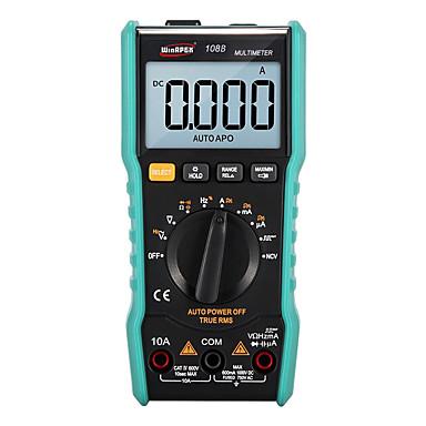 voordelige Test-, meet- & inspectieapparatuur-pocket digitale multimeter 6000counts ture-rms automatische meting