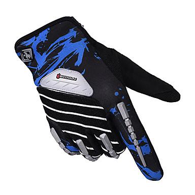 Santic Cycling Bike Full-finger Gloves Autumn/&Winter Warm Sport Gloves Black Red