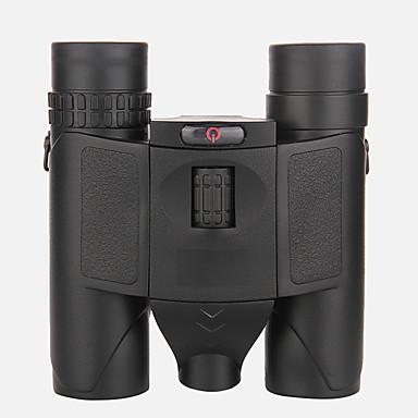 LUXUN® 8 X 25 mm กล้องส่องทางไกล เลนส์ Waterproof ความละเอียดสูง ป้องกันการลื่นไถล ม BaK4 การล่าสัตว์ Performance แคมป์ปิ้ง PP+ABS / การดูนก / มุมมองกลางคืน