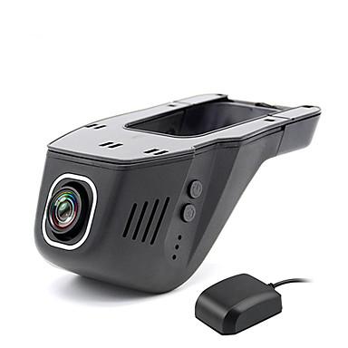 billige Bil-DVR-junsun s100.g wifi bil dvr kamera novatek 96655 1080p dashcam videoopptaker registrator gps sporing natt versjon parkeringsmonitor