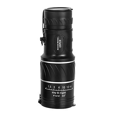 PANDA 10 X 50 mm Monokulär Speglar Högupplöst Generisk Tubkikare Multibeläggning Plast / Jakt / Fågelskådning / Avståndsbestämning