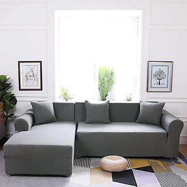 preiswerte Kostenloser Versand-Sofabezug Klassisch Garngefärbt Polyester Überzüge