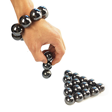 30 pcs Παιχνίδια μαγνήτες Μαγνητικό παιχνίδι Μαγνητικές μπάλες Παιχνίδια μαγνήτες Τουβλάκια Puzzle Cube Στρες και το άγχος Αρωγής Focus Παιχνίδι Γραφείο Γραφείο Παιχνίδια Ανακουφίζει από ADD, ADHD