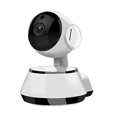 povoljno Zaštita i sigurnost-1.0mp 720p mini wifi bežični sigurnosni nadzor ip kamera pametni telefon daljinsko nadgledanje bežična podrška 64gb tf kartica priključite i igrajte dan noću ir-cut daljinski pristup otkrivanju pokret