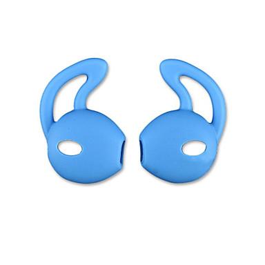 preiswerte Kopfhörer Zubehör-Apple Silikon Kopfhörer Schutzfolie für Sport Wireless Bluetooth Headset Set Kopfhörer Adapter Abdeckung Zubehör für Apple iPhone 7/8 / 7plus / 8plus / X / XS / XR / XSMAX