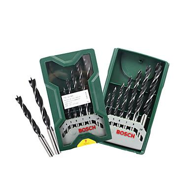 voordelige Elektrisch gereedschap-7 stks spiraalboor handige gemakkelijke montage bosch 2607019580 geschikt voor elektrische boormachines