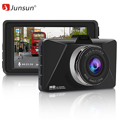 voordelige Automatisch Electronica-Junsun Q6 Full HD 1080p auto DVR-camera 3 inch video-opname wdr dashcam nachtzicht auto recorder parkeermonitor