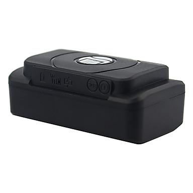 voordelige Automatisch Electronica-Ziqiao gps tracker auto 4400ma tk202 voertuig tracker gps locator waterdichte magneet voice monitor gratis web app
