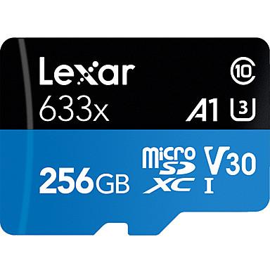 preiswerte Nützliche Gadgets-Lexar 256GB Micro SD / TF Speicherkarte Class10 95MB/s Handy