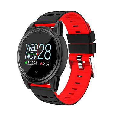 r13 s smart klokke oled fargeskjerm fitness tracker hjertefrekvensmåler fitness smart armbånd massasje varsling smart armbånd