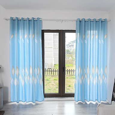 [$37.79] Contemporary One Panel Curtain Bedroom Curtains