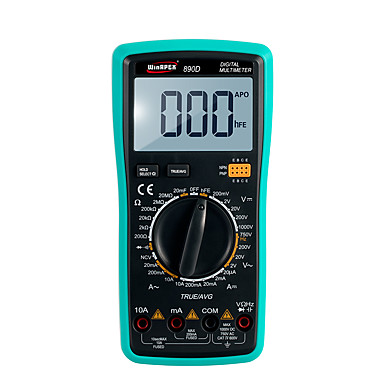 voordelige Test-, meet- & inspectieapparatuur-digitale multimeter 890d 3000counts ture-rms automatische meting contactloze spanningsmeting