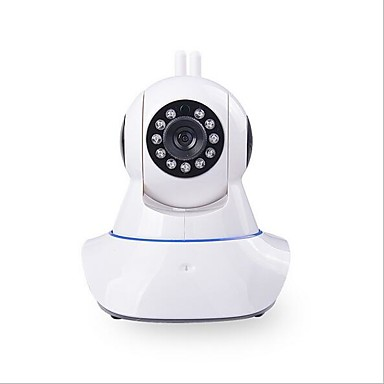 [$24 99] Wireless wifi webcam ip camera remote HD housekeeping artifact  V380 dual antenna shaking machine