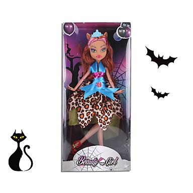levne Doplňky pro panenky-Reborn Dolls Módní panenka Kuličková panenka Děvčata 24 inch Dárek Děti a dospívající Nový přírůstek Kid je Dívčí Hračky Dárek