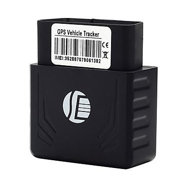 levne Auto Elektronika-ziqiao plug play tk306 obd gps tracker auto gsm vozidlo sledovací zařízení obd2 16 pin rozhraní gps lokátor s boxem a bezplatnou platformou aplikace