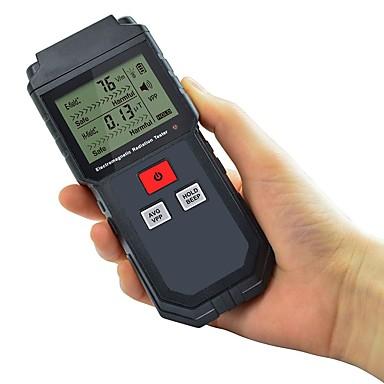 [$26 99] ET825 Electromagnetic Radiation Tester Wave Radiation Detector Emf  Meter Portable Practical Ultraviolet Light Gas Detection